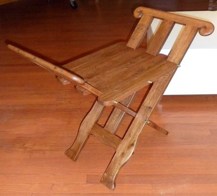 Custom Made Medieval Folding Chair