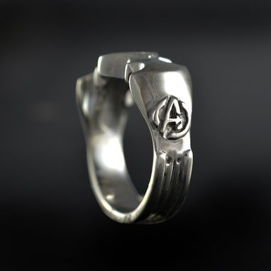 Custom Made Superman / Batman / Avengers / Star Wars/ X-Men Ring