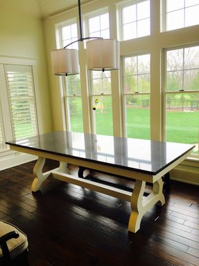 Custom Made Custom Dining Or Conference Table