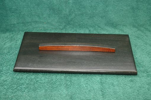 Custom Made Zebrawood Veneered Box