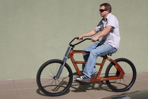 Custom Made Driftwood Cruiser #4