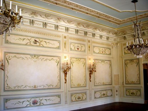 Custom Made Custom Architectural Elements