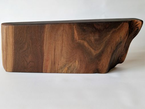 Custom Made Charcuterie Board- Natural Wood- Serving Board- Food Server- Walnut- Table Runner- Table Decor