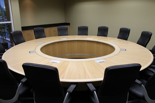 Custom Made Kawasaki Custom Conference Table