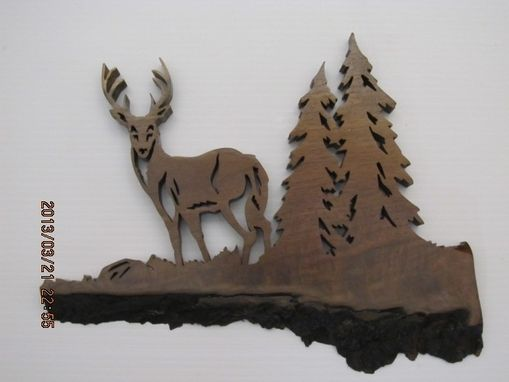 Custom Made Deer Trail