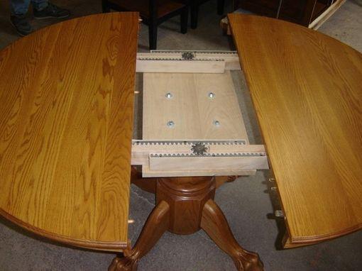 Custom New Solid Oak Wood 48 Quot Round Kitchen Living Room
