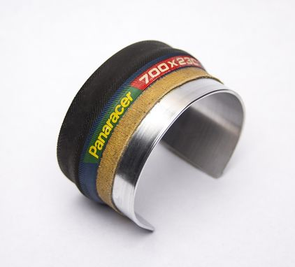 Custom Made Reclaimed Camera Lens Bracelets