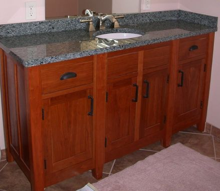 Custom Made Shaker Inspired Vanities