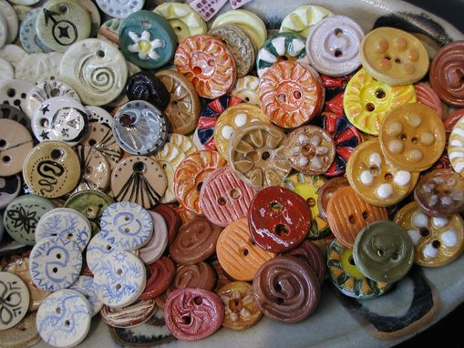 Custom Made Buttons