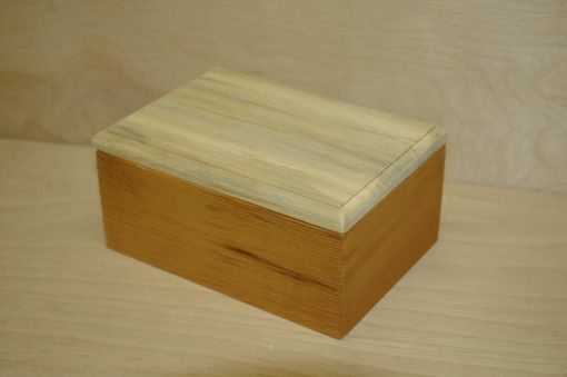 Custom Made Reclaimed Pine Box