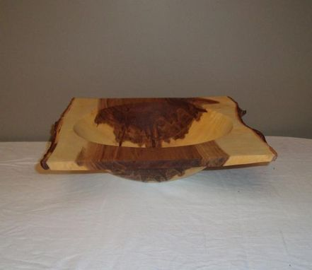 Custom Made Red Maple Bowl