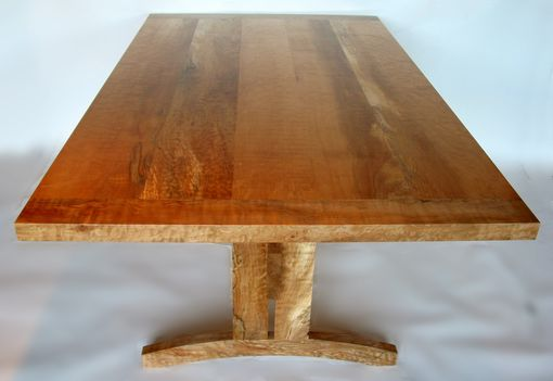 Custom Made Trestle Dining Table