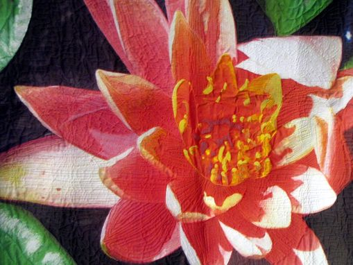Custom Made Photo Image Quilts