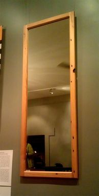 Custom Made Door Mirror
