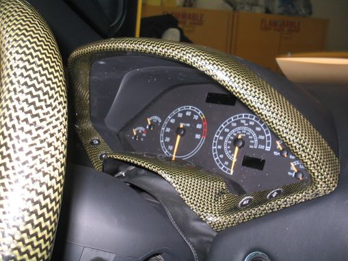 Custom Made Lamborghini Carbon Fiber