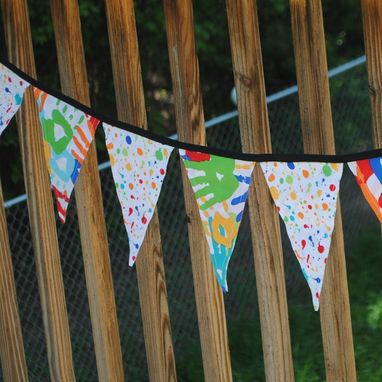 Custom Made Custom Six Foot Bunting