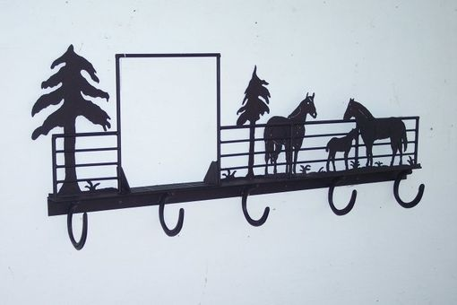 Custom Made 3-D Coatrack