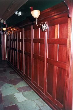 Custom Made Custom Bar By Michael Pratt Woodworking