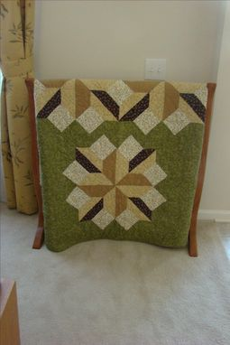 Custom Made Quilt Display Pieces