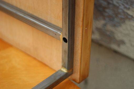 Custom Made Simple End Tables