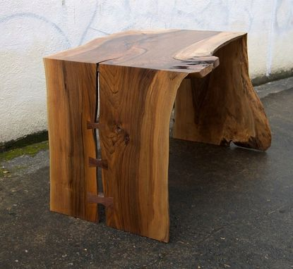 Custom Made Live Edge Desks