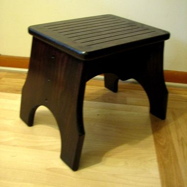 Custom Made Exercise Stool