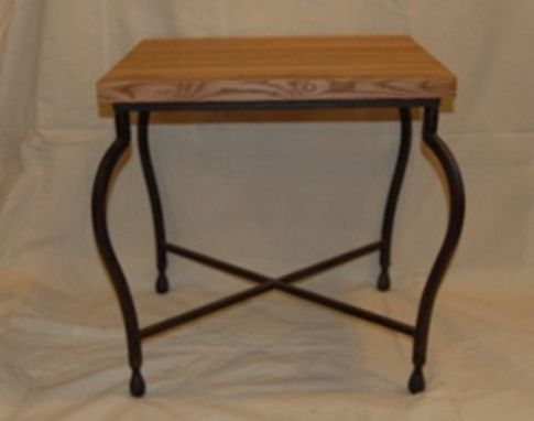 Custom Made Table - End Table