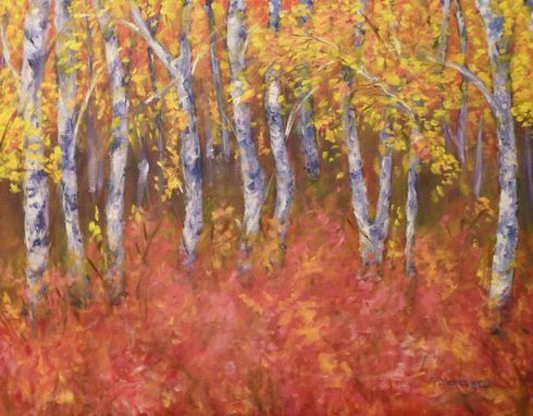 Custom Made Commission Landscape Painting