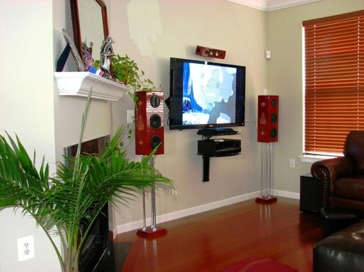 Custom Made Machinaria Bellus Custom Home Speakers