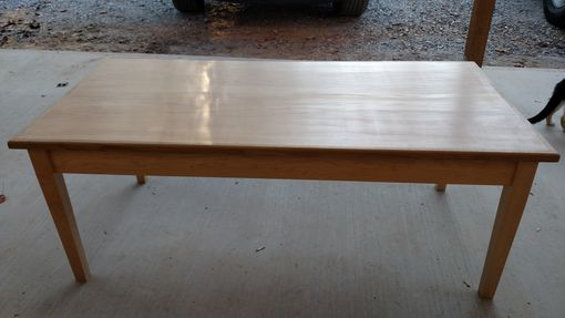Custom Made Coffee Table