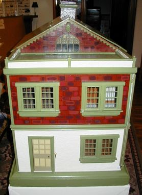 Custom Made Dollhouse Restoration & Preservation!