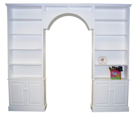 Custom Made Doorway Arch