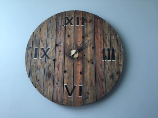 Custom Made Lhc Clock
