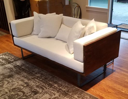 Custom Made Rustic-Modern Sofa