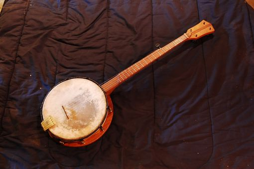 Custom Made Banjos