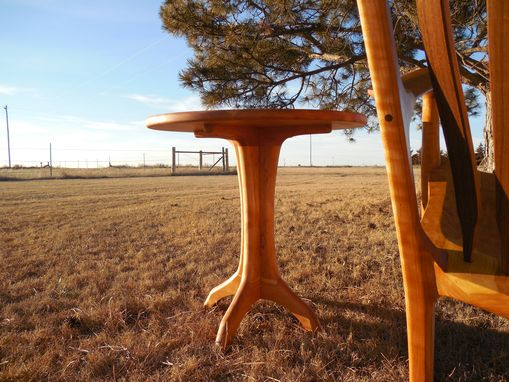 Custom Made Pedestal Tables