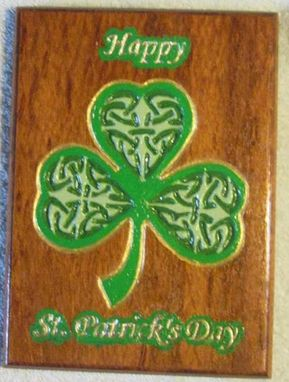 Custom Made Seasonal: St. Patrick's Day
