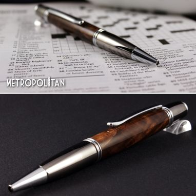 Custom Made Metropolitan Twist Ballpoint