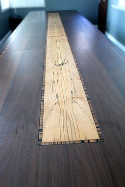 Custom Made 18' Long Conference Table