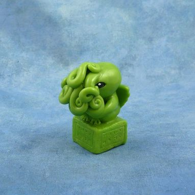 Custom Made Cthulhu Figures