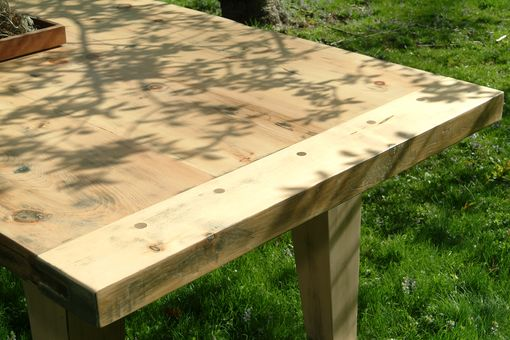 Custom Made Farmhouse Table