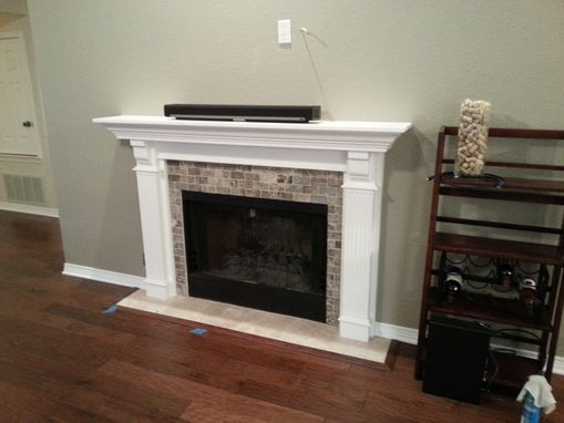 Custom Made Mantle Design