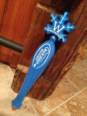 Custom Made Beer Tap Handles