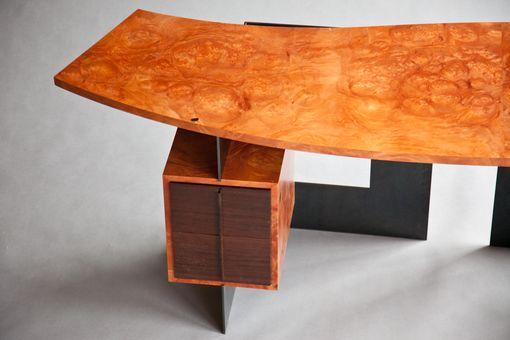 Custom Made Cinnamon Desk