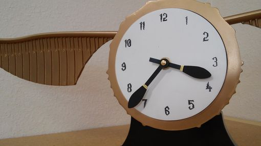 Custom Made Harry Potter Clock