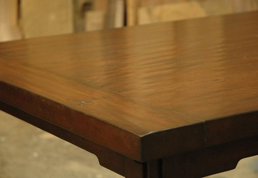 Custom Made American Cherry Dining Table