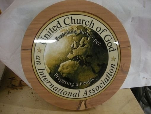 Custom Made Plaques