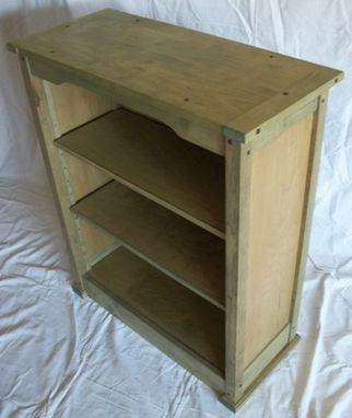 Custom Made Small Arts & Crafts Bookcases
