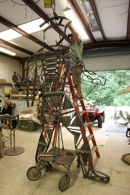 Custom Made Stainless Steel Sculptures