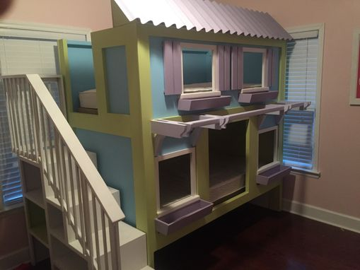 Custom Made Custom Bunk Beds